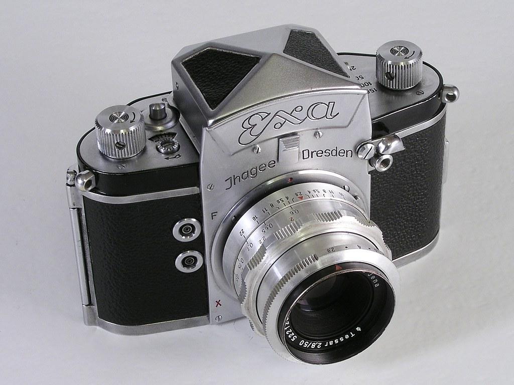 John Margetts' old camera blog.: Ihagee Exa 1a