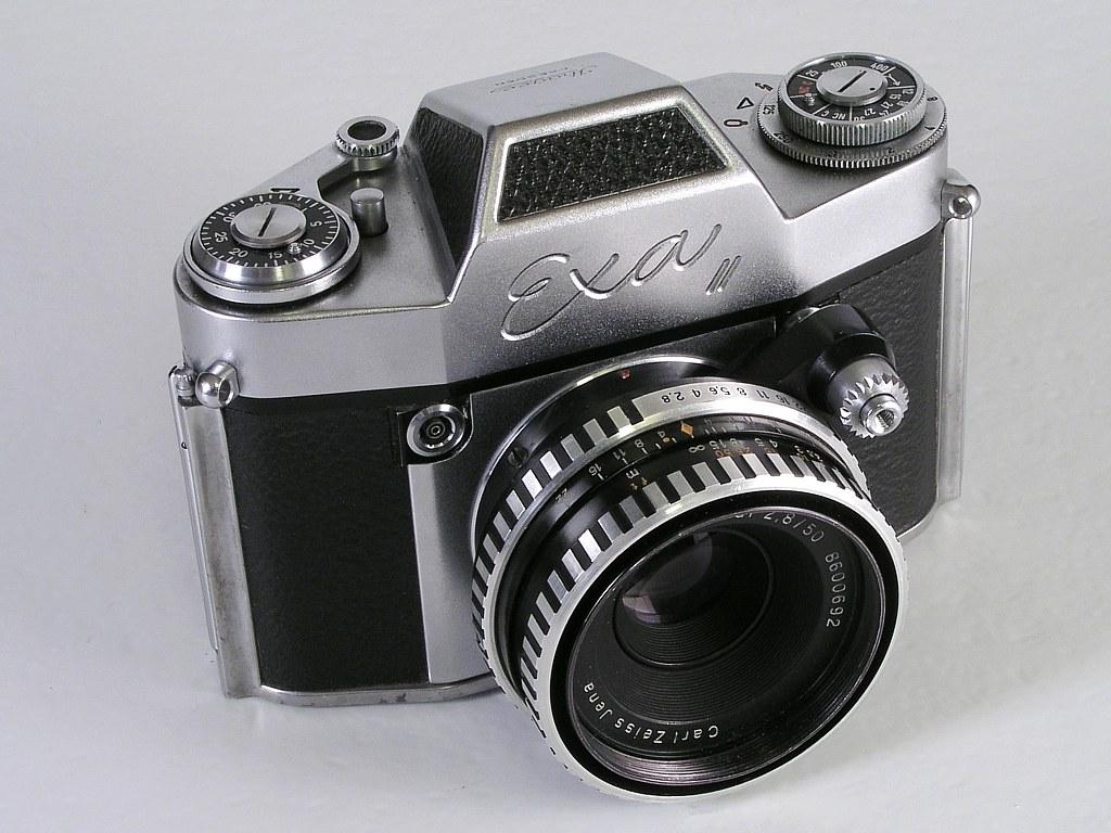 """Ihagee Exa 1a, A Magic """"DDR"""" Camera · Lomography"""