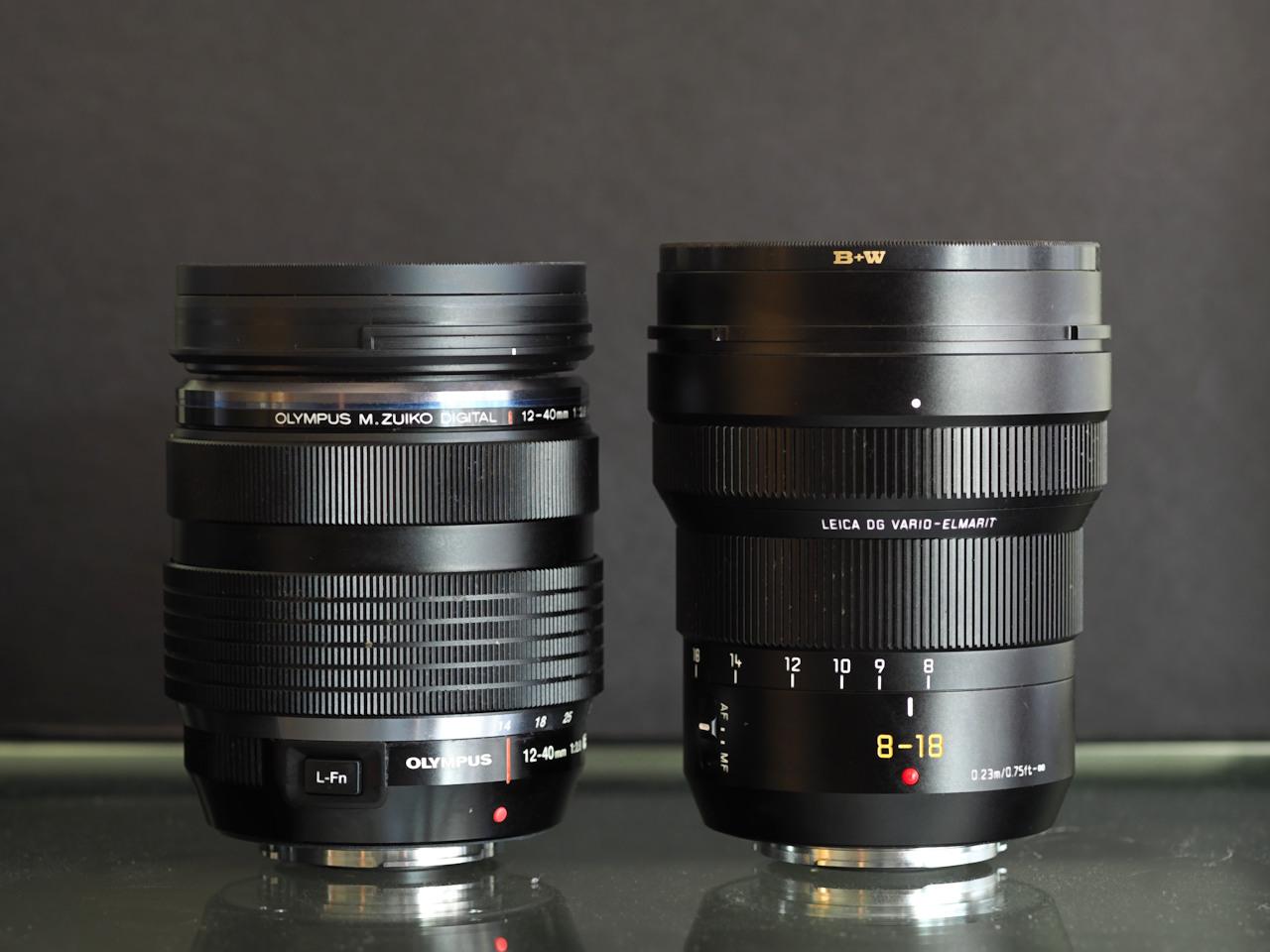 wrotniak net: Leica DG 8-18 mm F/2 8-4 0
